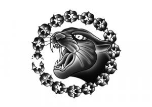 Panther Cosmetic Tattoo Logo